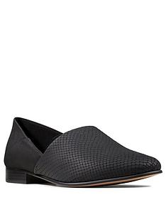 clarks-pure-tone-leather-shoes-black