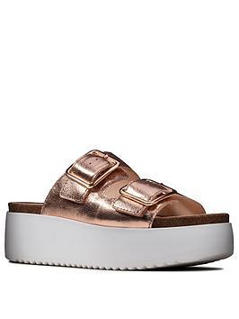 clarks-botanic-slide-leather-chunky-wedge-sandal-copper
