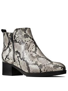 clarks-mila-sky-block-heel-leather-ankle-boot-grey-snake