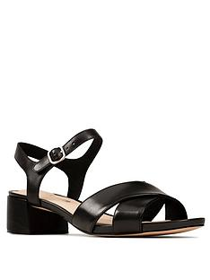 clarks-sheer35-strap-leather-block-heel-sandal-black