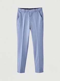 very-man-chambray-regular-trouser-blue