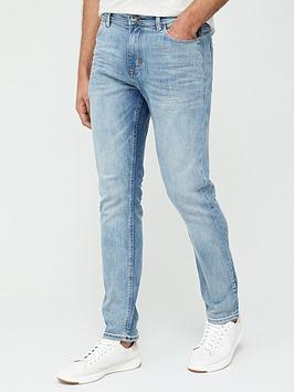 V by Very V By Very Slim Jeans - Light Wash Picture