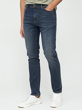 V by Very V By Very Slim Jeans - Green Wash Picture