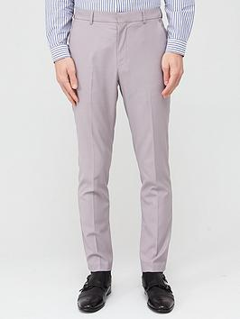very-man-stretch-slim-suit-trousers-stone