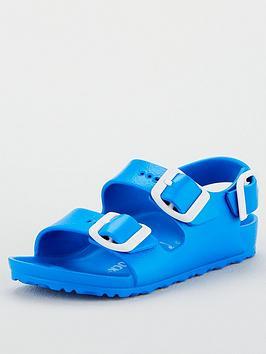 Birkenstock Birkenstock Boys Eva Milano Sandals - Blue Picture