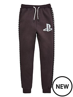 playstation-boys-playstation-joggers-black