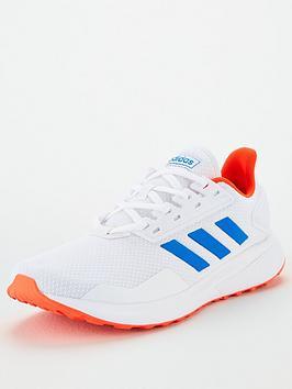 Adidas   Duramo 9 - White/Blue