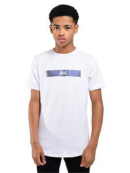 Rascal Rascal Distorted Box Logo T-Shirt - White Picture
