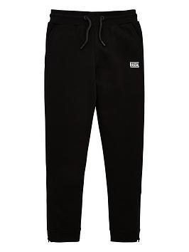 Rascal Rascal Essential Track Pants - Black Picture
