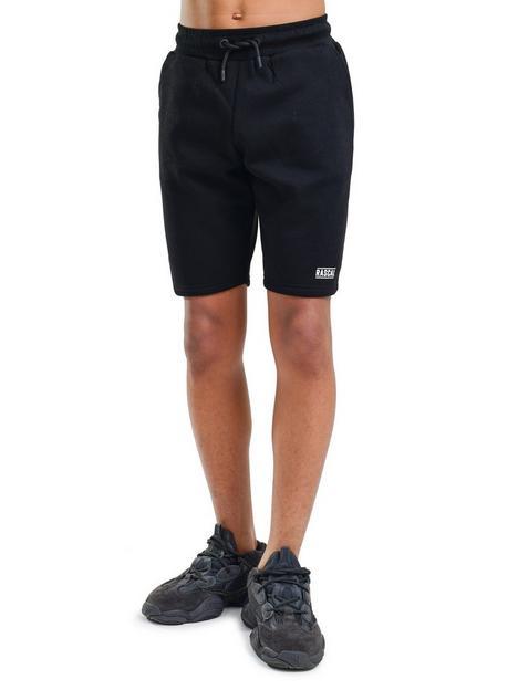 rascal-essential-shorts-black