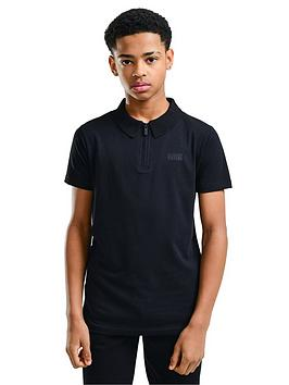 Rascal Rascal Polo Shirt - Black Picture