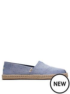 toms-vegan-alpargata-motif-espadrille-blue