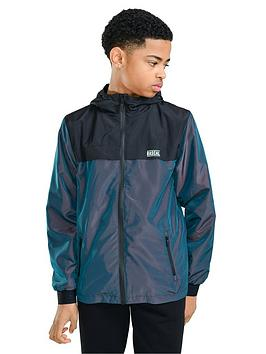 Rascal Rascal Childrens 2 Tone Jacket - Iridescent Picture