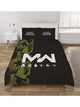 Call of Duty Call Of Duty Modern Warfare Duvet Cover Set Picture