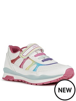 geox-girls-pavel-strap-trainers-white-multi