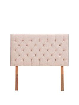 Very Lucie Fabric Headboard Picture