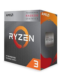 AMD  Amd Ryzen 3 3200G 4.0Ghz 4 Core