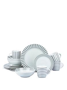 waterside-grey-stripe-16-piece-dinner-set