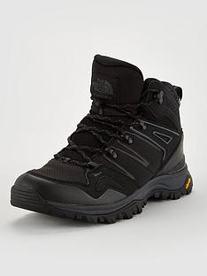 the-north-face-hedgehog-fastpack-ii-mid-waterproof-black