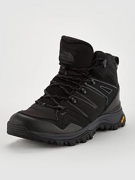 The North Face The North Face Hedgehog Fastpack Ii Mid Waterproof - Black Picture