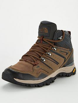 The North Face The North Face Hedgehog Fastpack Ii Mid Waterproof - Brown Picture