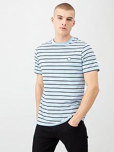 pretty-green-complex-stripe-t-shirt-blue