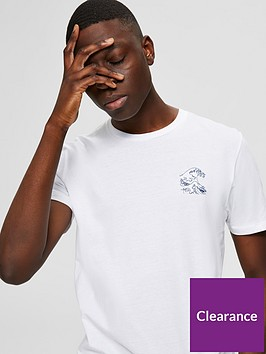 selected-homme-embroided-logo-t-shirt-white