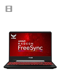 asus-fx505dy-bq009t-amd-ryzen-5-8gb-ram-256gb-ssd-amd-rx560x-graphics-156-inch-full-hdnbspgaming-laptop-black