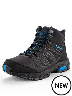 hi-tec-raven-mid-waterproof-black