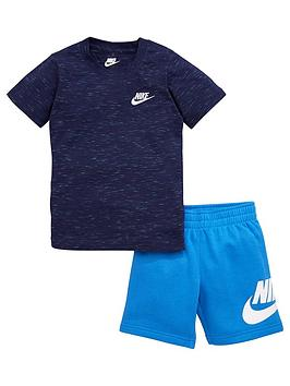 nike-sportswear-younger-boys-french-terry-tee-and-shorts-set-blue