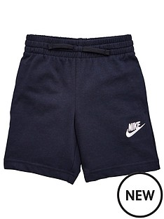 nike-sportswear-younger-boys-club-jersey-shorts-black