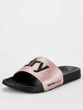 Superdry Superdry Pool Slides Picture
