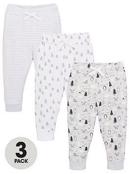 v-by-very-baby-unisex-3-pack-explorer-joggers-multi