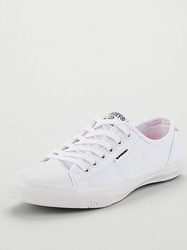 Superdry Superdry Low Pro Sneaker - White Picture