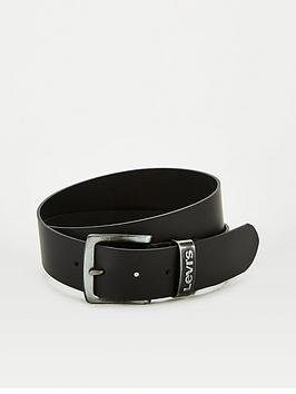 Levi's Levi'S Pilchuck Leather Belt - Black Picture