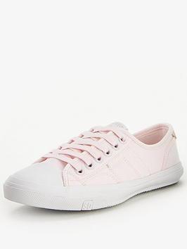 Superdry Superdry Low Pro Sneaker - Pink Picture