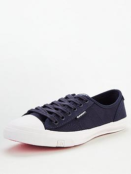 Superdry Superdry Low Pro Sneaker - Navy Picture
