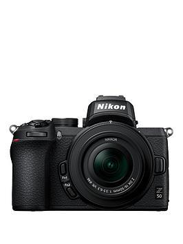 Nikon Nikon Z 50 & Nikkor Z Dx 16-50Mm F/3.5-6.3 Vr Picture