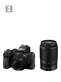 nikon-z50-mirrorless-digital-camera-withnbspnikkor-z-dx-50-250mm-f45-63-vr-amp-nikkor-z-dx-16-50mm-f35-63-vr-lenses