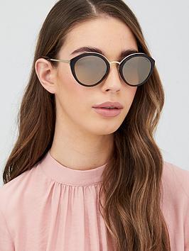 prada-round-sunglasses--nbsphavanapale-gold