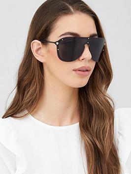 versace-aviator-sunglasses-silver