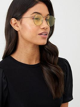 Ray-Ban Ray-Ban Round Metal Sunglasses Picture