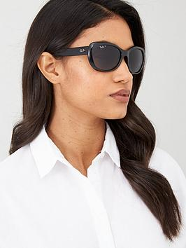 Ray-Ban Ray-Ban Square Sunglasses - Black Picture