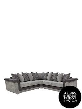 vidal-fabric-and-faux-snakeskin-scatter-back-corner-group-sofa