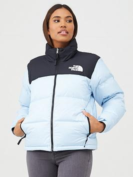 The North Face The North Face 1996 Retro Nuptse Jacket - Blue Picture