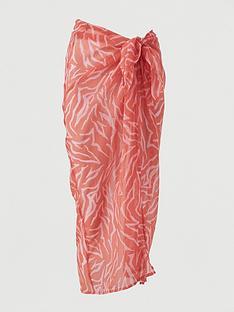 v-by-very-tie-chiffon-beach-sarong-zebra-print