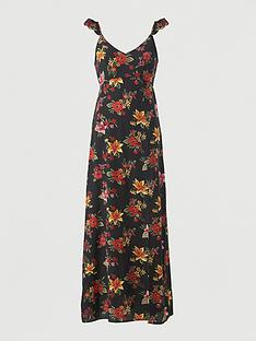 v-by-very-open-back-chiffon-maxi-beach-dress-tropical-print
