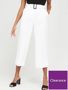 v-by-very-wide-leg-belted-crop-trousers-ivory