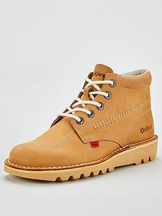 kickers-kick-hi-leather-boots