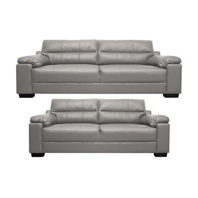 saskia 3seater plus 2seater compact sofa set